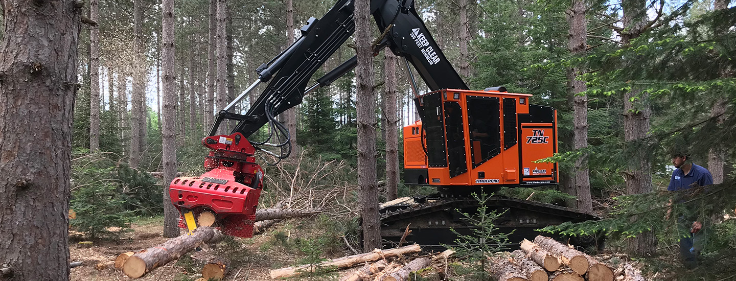 Woodland Equipment - High Quality Forestry Solutions